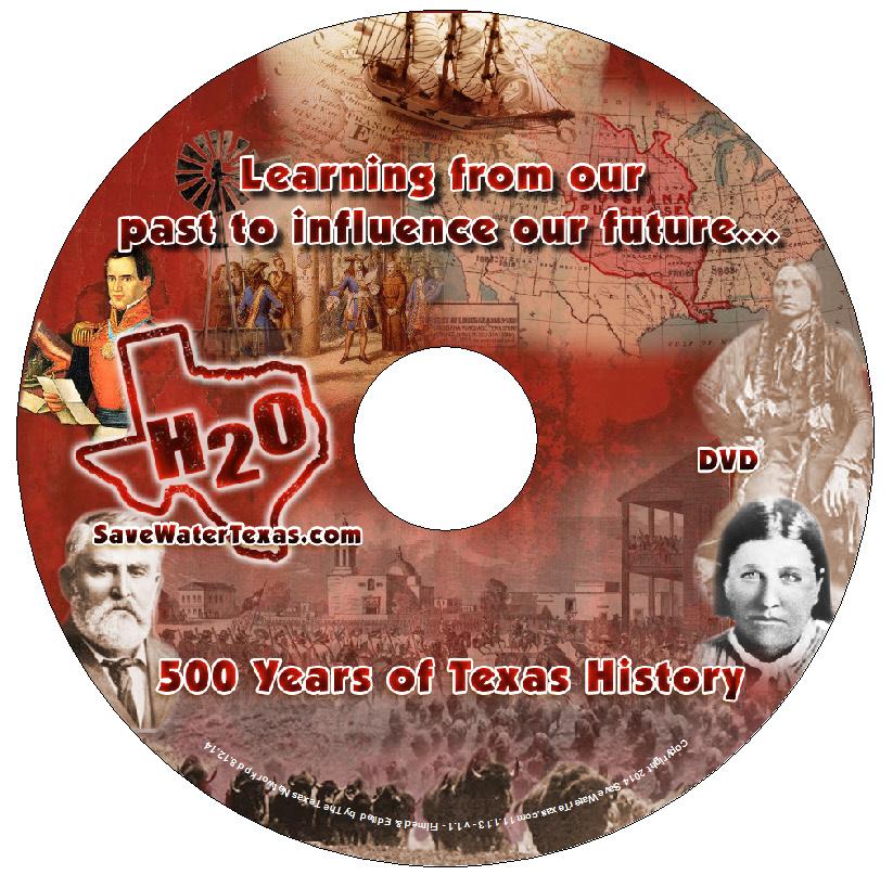 500 years of Texas history