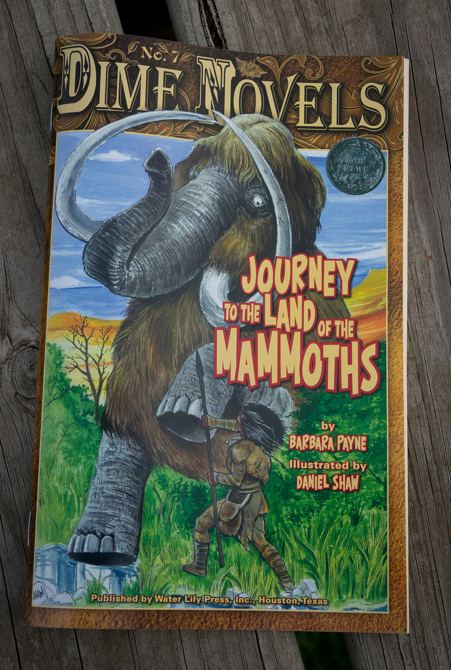 journey to the land of mammoths