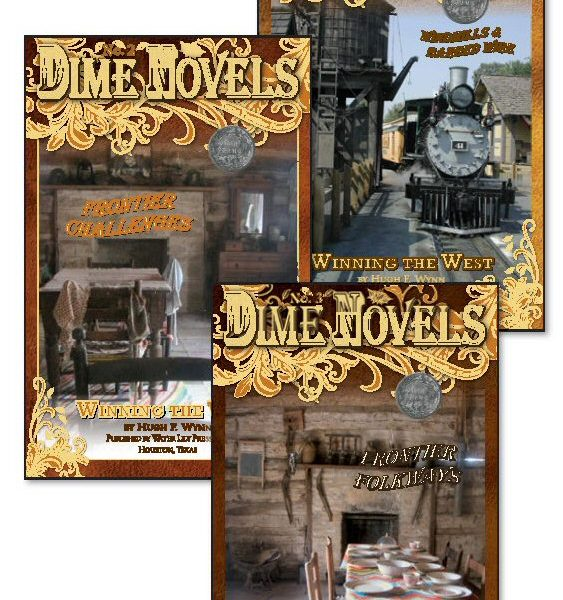 NEW FRONTIER SERIES DIMES COVERS