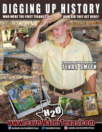 digging up history texas