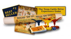 Texas Cattle Drive Experience Game